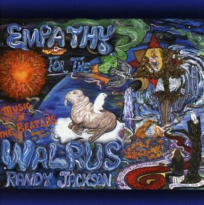 Randy Jackson - Empathy for the Walrus: Music of the
