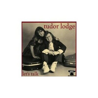 Tudor Lodge - Let's Talk - Tudor Lodge CD QWVG The Cheap
