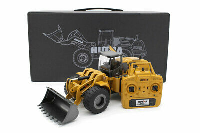 HUINA 1/14 ALLOY 10CH 2.4G WHEEL LOADER