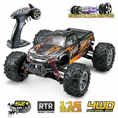 VATOS Brushless RC Car 4WD Remote Control Car 52km/h High
