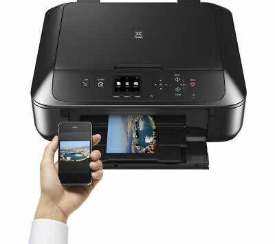 CANON PIXMA MG All-in-One Wireless Inkjet Printer 50%