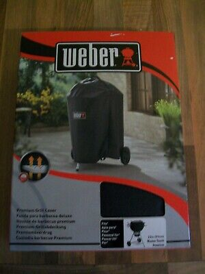 NEW WEBER PREMIUM GRILL COVER  fits MASTER-TOUCH PREMIUM