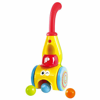 Scoop A Ball Launcher - Lights And Sound - Giggle And Grow -