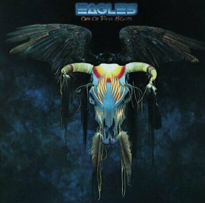 EAGLES - ONE OF THESE NIGHTS - NEW CD