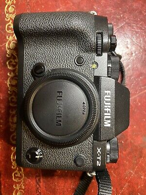 Fujifilm X series X-TMP Only 977 Actuations (Body