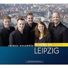 IDz - CALMUS ENSEMBLE - MADE IN LEIPZIG - CD - New