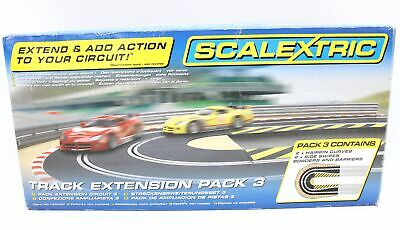 SCALEXTRIC Sport Track Extension Pack 3 C Hairpin (Track