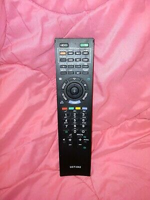 Replacement Remote Control For Various Sony Bravia LCD LED