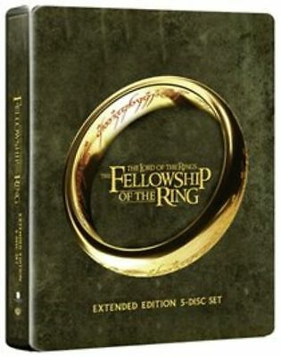 The Lord Of The Rings - The Fellowship Of The Ring Blu Ray