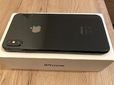 Iphone Xs Max 64gb Space Grey Locked To Vodafone