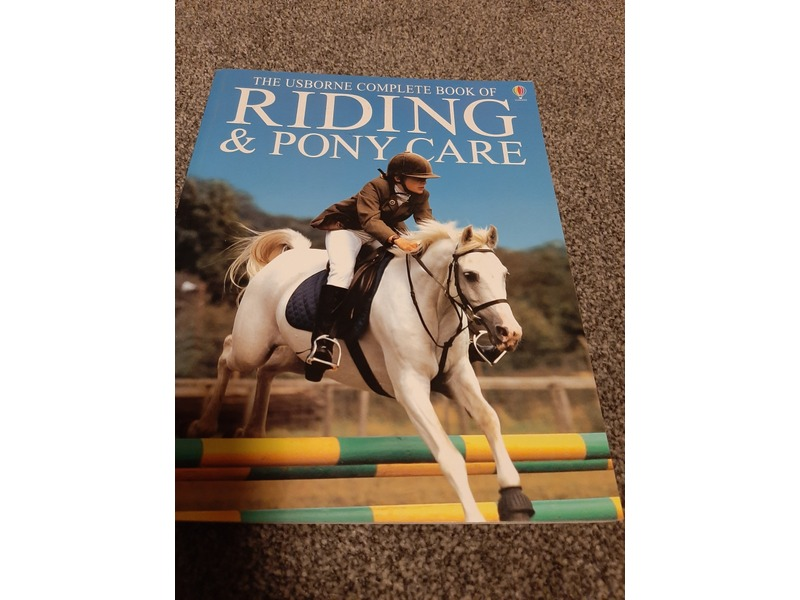 Book riding & pony care