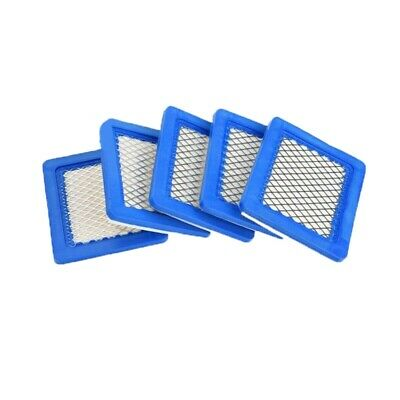 5Pcs Air Filter Lawn Mower Filters for Briggs & Stratton