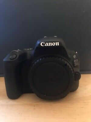 Canon EOS 200D 24.2 MP DSLR Camera With EF-S mm Lens