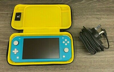Nintendo Switch Lite Console - Turquoise