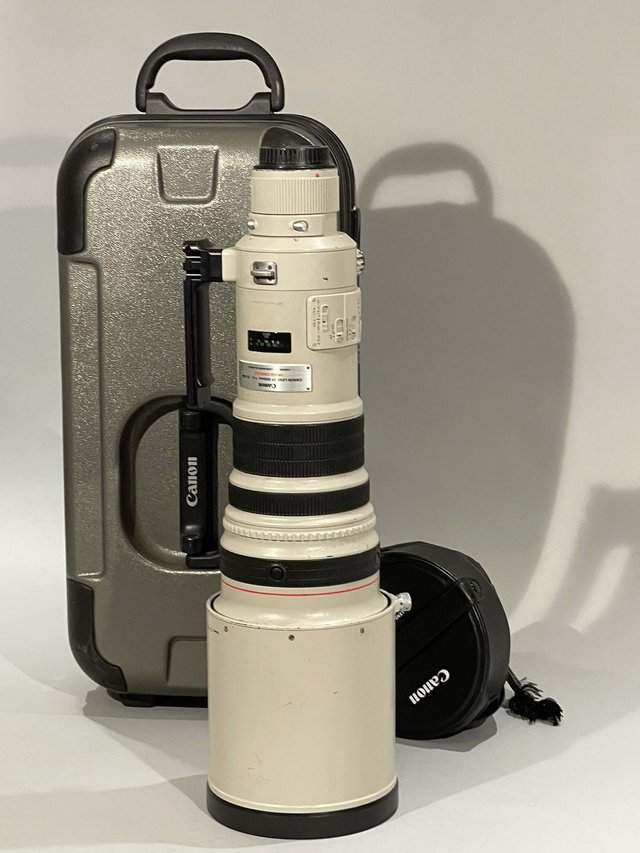 Canon 500mm EF f4 L IS USM