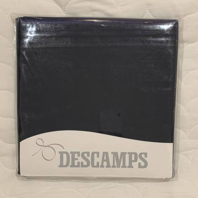 Descamps Flat Sheet for Super King Size Bed