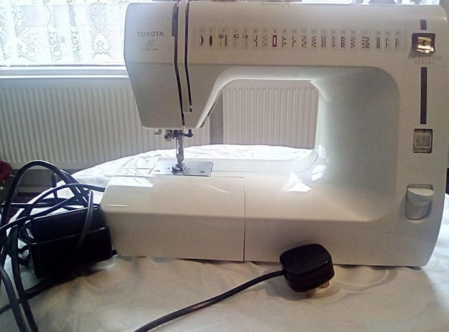 Toyota  Excellence series Sewing machine