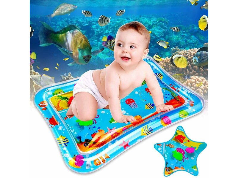 Aspect Inflatable Tummy Time Mat Premium Baby Water Play Mat