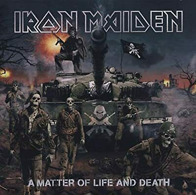 A Matter of Life and Death,, Used; Good CD