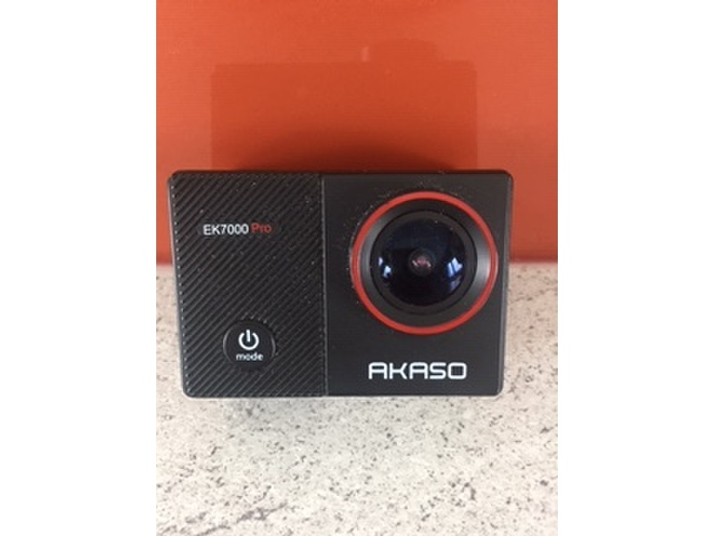 Akaso EK pro - this is best described as a budget GoPro.