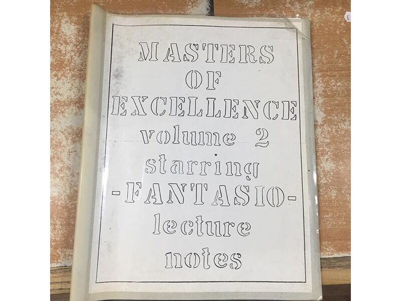 Master of Excellence Volume 2
