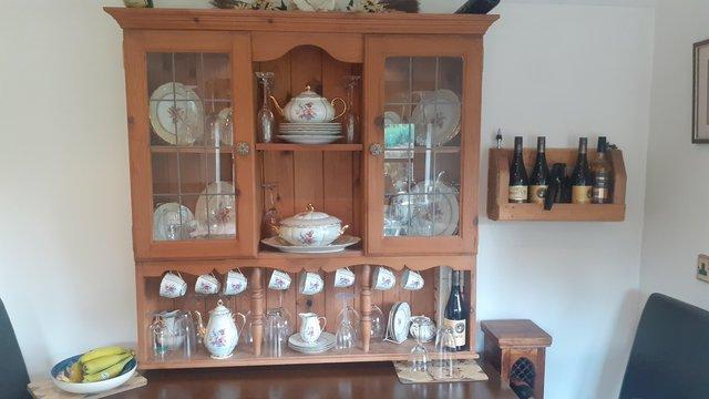 Vintage and now very rare Full 57 piece Dinner and Tea Set