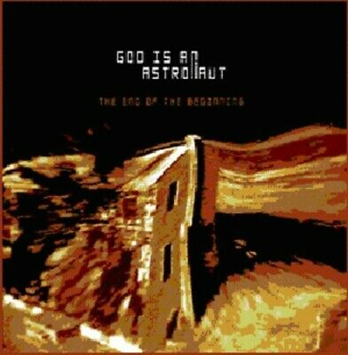 GOD IS AN ASTRONAUT - END OF THE BEGINNING (UK) NEW CD