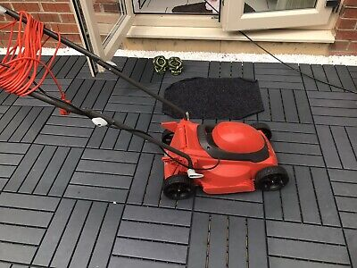 Flymo EasiStore 300R Electric Rotary Lawn Mower - 30 cm