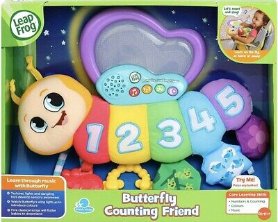 Bnib LeapFrog Butterfly Counting Friend Baby Toy Baby
