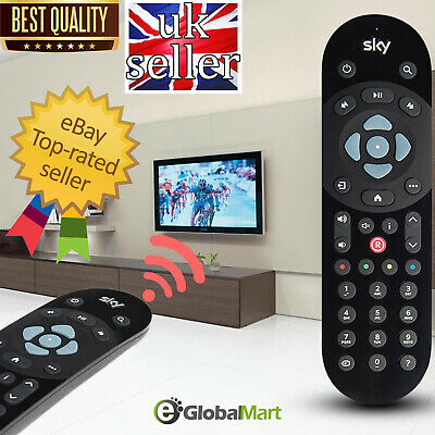 Latest New Sky Q Remote Control Replacement Infrared TV Fast