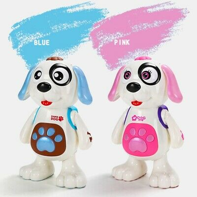 Electric Music Dancing Dog Interactive Educational Toys for