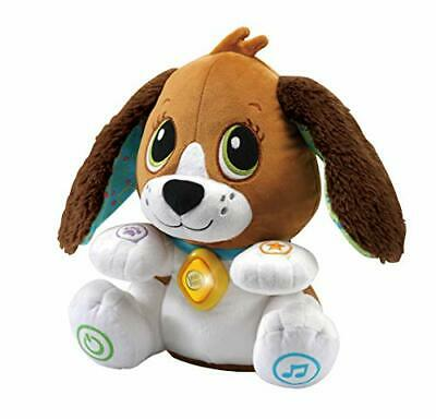 Speak and Learn Puppy, Cute Soft Toy for Babies & Toddlers,
