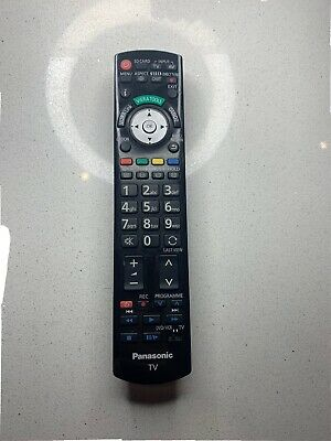 Replacement TV Remote Control For Panasonic N2QAYB