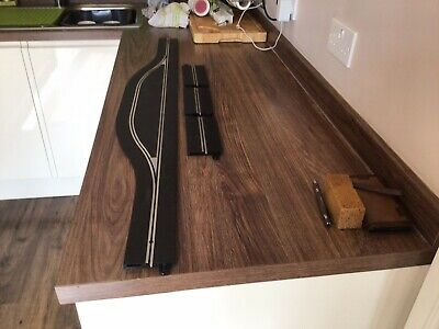 Scalextric C Scale Digital Pit Lane (Right Hand)