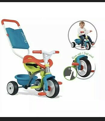 Smoby  In 1 Bike Trike Push Along Toy NEW BOX