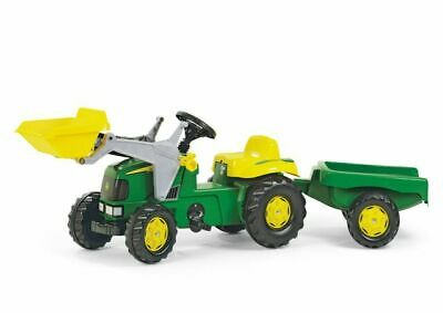 Rolly Toys John Deere Ride-on Tractor Set Not Complete